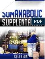 Somanabolic Supplementation