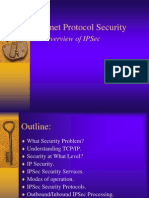 Overview of IPSec