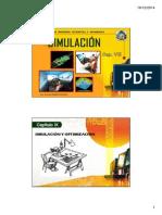 Capitulo IX Simulacion y Optimizacion