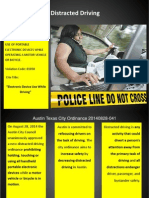 Distracted Driving Handbook