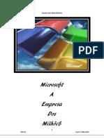 Lucas Lean Nascimento Microsoft a Empresa Dos Milhoes