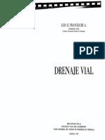 Manual de Drenaje Vial VZLA - MOP-MTC - 1984