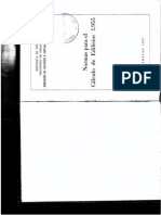 Norma Para El Calculo de Edificios VZLA - MOP - 1955