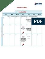 Calendario de Actividades Modulo III y IV(1)