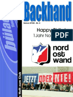 Backhand 2007/2008 Nr. 2