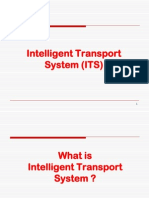 ITS (intelligent transport system)