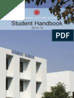 Student Web Handbook 2014