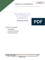 Atelier Sur La Migration d'IPv4 Vers IPv6