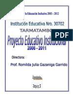 Pei- Tarmatambo 2010