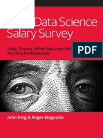 2014 Data Science Salary Survey