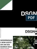 Apresentação Design Campo Belo