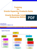 Creating and Initializing Oracle® Hyperion Workforce
