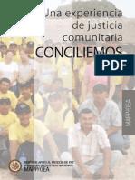 Libro_Conciliemos - OEA - Experiencia en Colombia