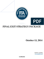 Exit Strategy Package