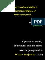 Benjamin - Haschís