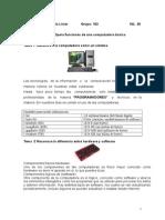 22940743 Informatica 1 Bachillerato Resumen Libro