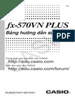 Fx 570vn Plus