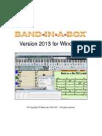 Band-in-a-Box 2013 Manual.pdf