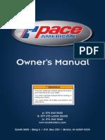 Pace American Manual