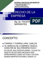 050415_de_ Derecho de La Empresa