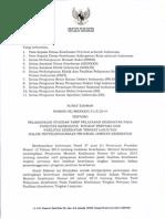 SE 31 ttg Pelaksanaan Standar Tarif Pelayanan Kesehatan.pdf