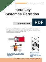 Libro Termodinamica Cap 9 Primera Ley Para Sistemas Cerrados Hadzich