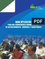 Guia Aplicativa Transferencia REMURPE 2010