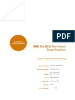 NBN-TE-CTO-211 B2B Technical Specification v0.12