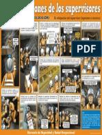 Afiche Obligaciones Del Supervisor