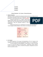 Fischer Projection