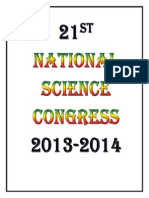 National Sci Congress