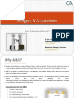 Mergers & Acquisitions in India - December 2014