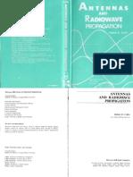 AntennasAntennas and Radiowave Propagation -Collin and Radiowave Propagation -Collin