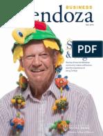 Business Mendoza Fall 2014 Magazine