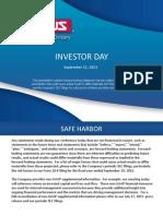 2013 IR Day Full Presentation