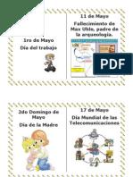 Fechas Cívicas del mes de Mayo.docx