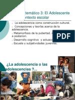 Nucleo 5- Adolescencia