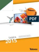 201412 Televes Tarifa 2015 Es