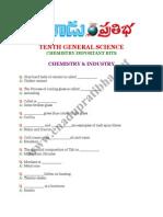 10th Chemistry Bit Bank EM