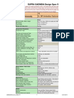 N13201_Dr B R Ambedkar NIT Jalandhar_Supra Sae India 2014_Design Spec Sheet