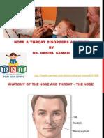 Dr Daniel Samadi - Nose and Throat Disorders Anatomy