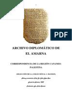 Archivo Diplomatico de Amarna