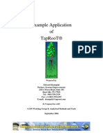 TapRooT Application