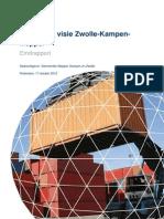 Gemeente Zwolle, Kampen en Meppel Logistieke visie