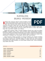 Katalog Buku Rosda Perti 2014-Libre