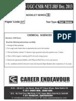 Chemical Sciences 2