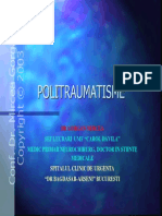 Politraumatisme  Dr. Gorgan Mircea