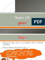 Chapter 20.Price