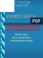 Schwanomul Vestibular