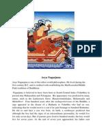 Biography of Arya Nagarjuna